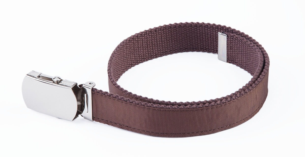 brown cotton belt for toddler boy s and toddler